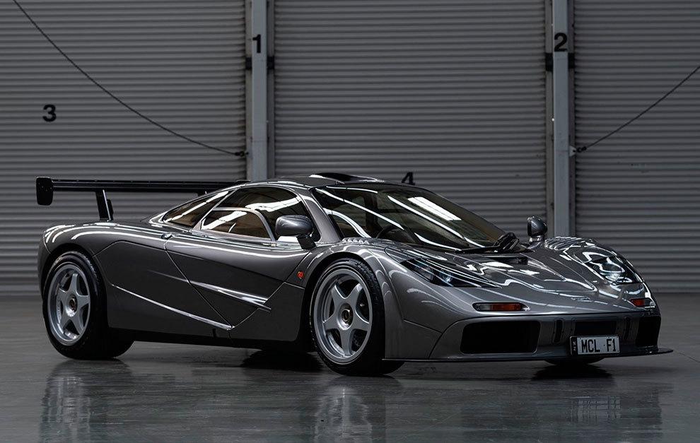 Por este McLaren F1 LM se pagó en la subasta de Sotheby's organizada...