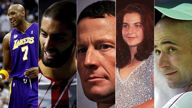 Dia del padre 2020: deportistas que no celebrarán el día por...