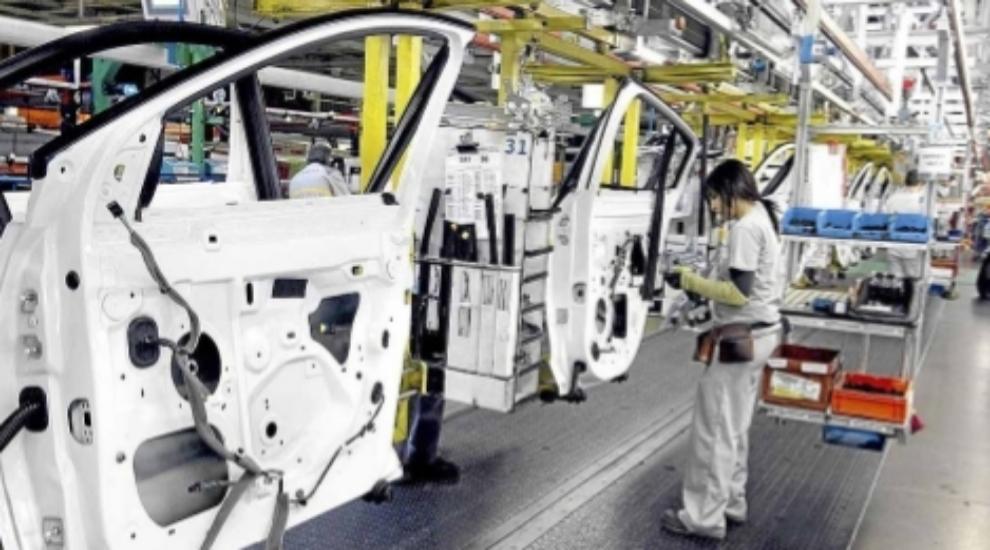 Imagen d ela planta de Renault Valladolid.