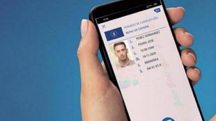 Tráfico lanza la app miDGT , la aplicación para llevar el carné de...