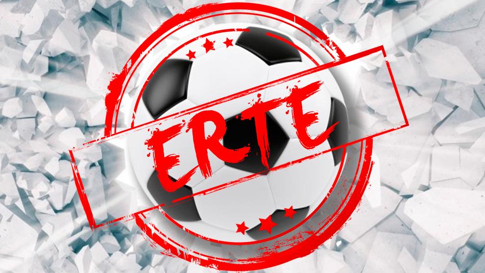 Resultado de imagen de ERTE