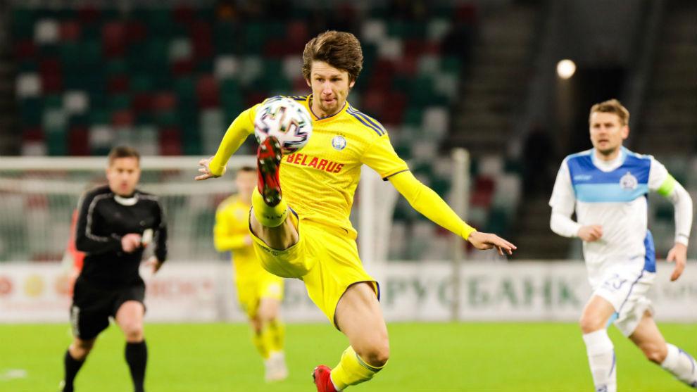 Resultado de imagen de liga de bielorrusia
