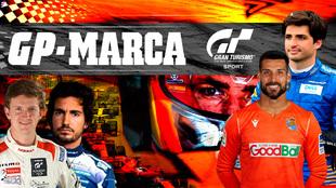 MARCA.com y Gran Turismo Sport toman el volante con Carlos Sainz y Miguel Ángel Moyá