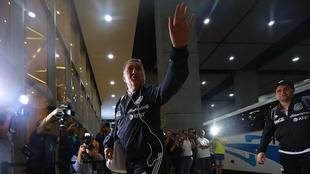 Gerardo Martino, entrenador de la selección mexicana de fútbol.