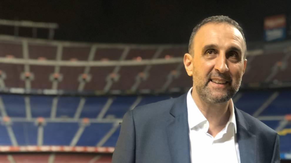 Xesco Espar, coach y experto en alto rendimiento.