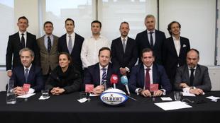 """La candidatura """"Valor de Rugby"""""""