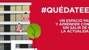 Portada de la web del Girona