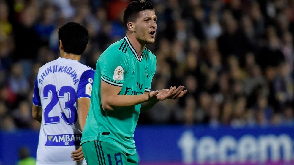 Coronavirus: Real Madrid forward risks jail term for refusing self-isolation