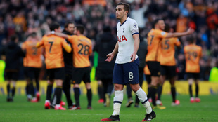 Harry Winks, jugador del Tottenham.