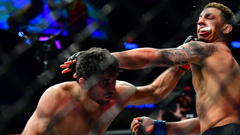 La UFC no se detiene ante el coronavirus.