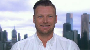 Groth, en la televisión australiana
