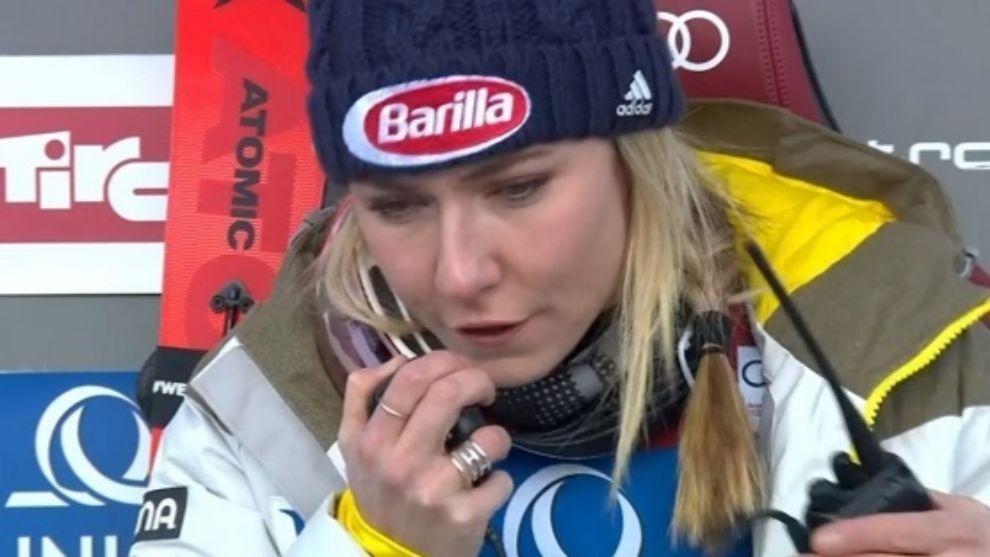 Mikaela Shiffrin ha dedicado una canción de apoyo a Italia y a...