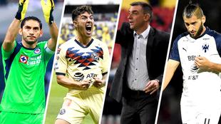 La Liga MX se encuentra detenida por el brote de coronavirus en el...