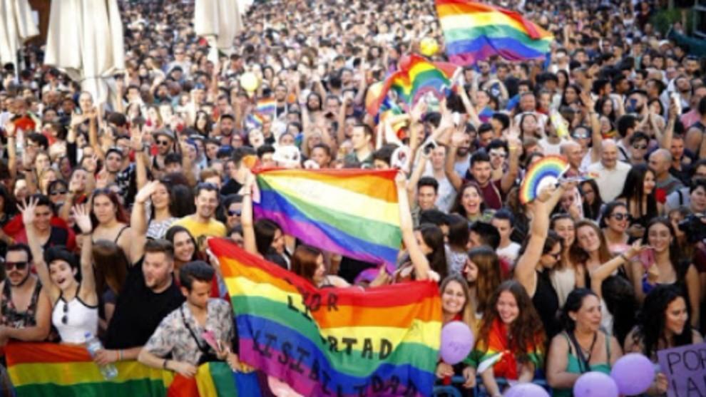Se aplaza el día del Orgullo Gay en Madrid 2020 por la crisis del...