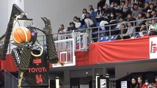 El CUE4 de Toyota ya es una estrella en la Liga japonesa de...