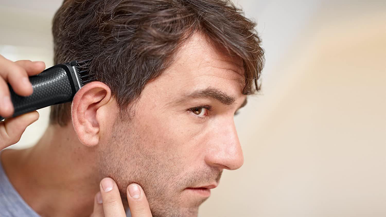 Afeitadoras y cortapelos para estar impecable, aunque sea en casa