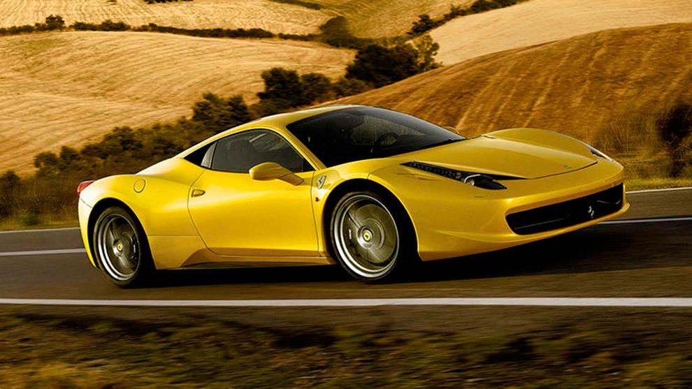Con 570 CV, el 458 Italia fue el último gran V8 de Ferrari.