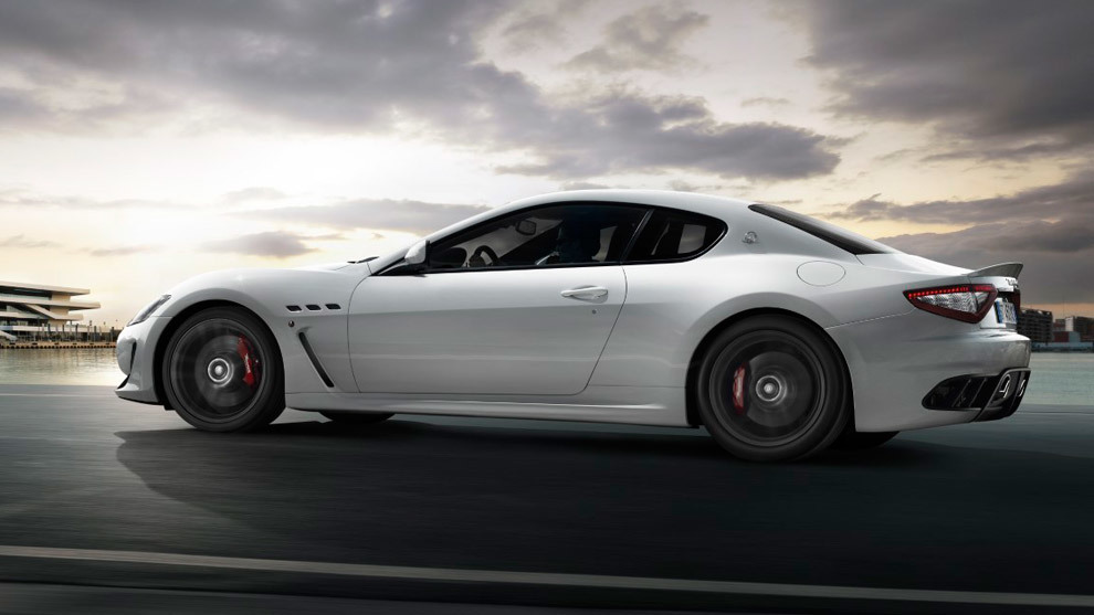 Los Gran Coupé y Gran Cabrio nunca buscaron exprimir los V8 como sí lo hicieron los Ferrari.