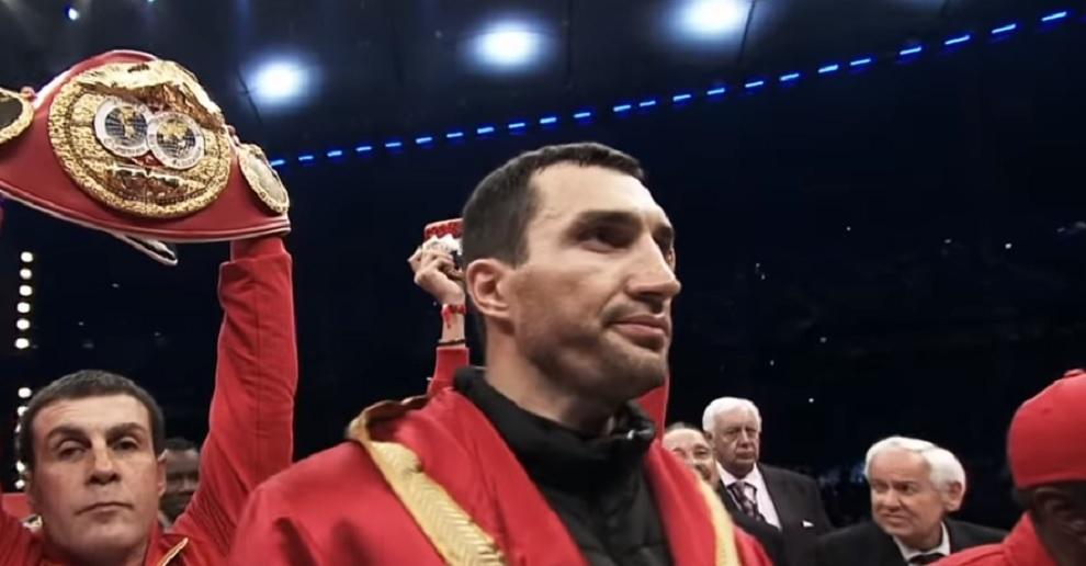 Wladimir Klitschko, 25 títulos mundiales