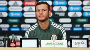 Jaime Lozano vería alterada su base de jugadores.