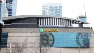 El TD Garden de Boston permanece cerrado desde el pasado 12 de enero
