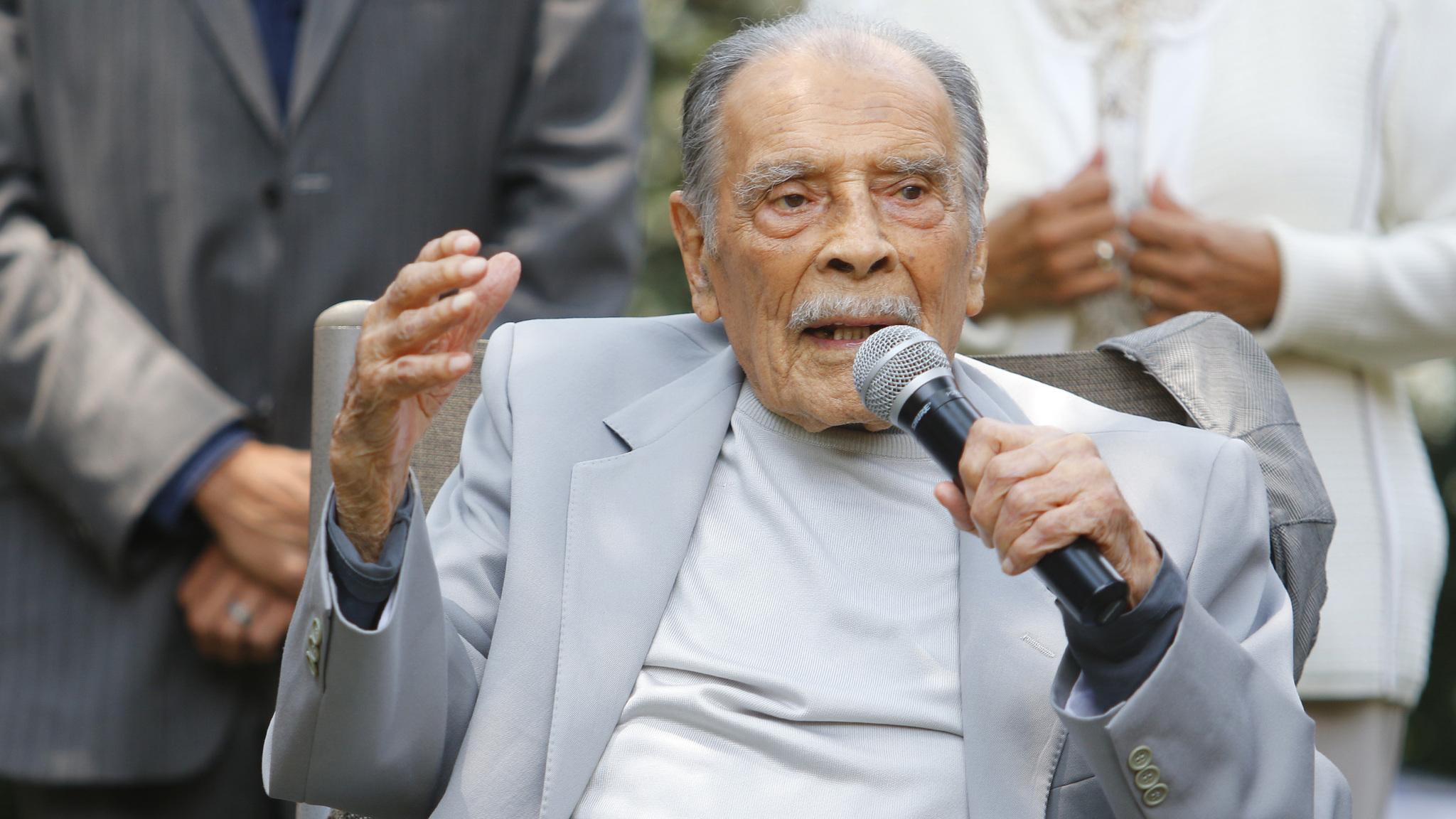 Don Nacho Trelles falleció a los 103 años de edad