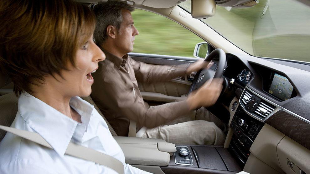 Las víctimas de accidentes de tráfico pueden sufrir la...