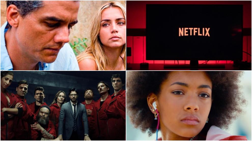 Estrenos Netflix abril 2020: peliculas, series y documentales que...