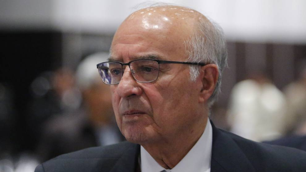 Alfredo Álvarez, vicepresidente de Cruz Azul