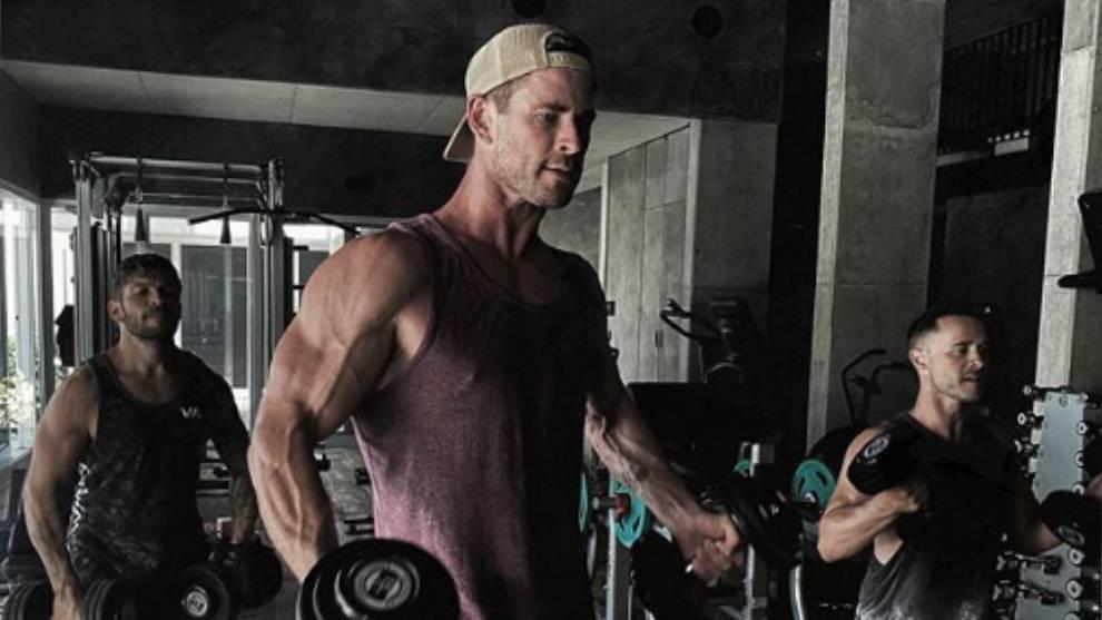 Chris Hemsworth puede ser tu coach gratis