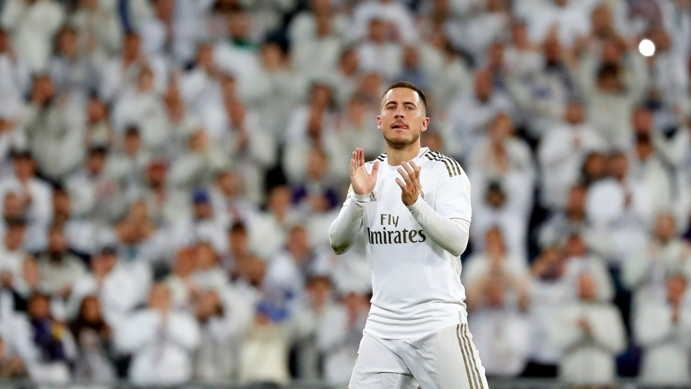 Eden Hazard admits 'bad' first year at Real Madrid