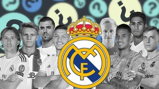 El Real Madrid y sus siete decisiones estratégicas: Modric, Odegaard,...