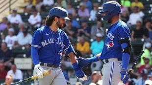 Blue Jays en la MLB.