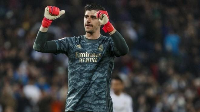 Real Madrid El Test De Los Tuiteros A Courtois Me Hubiera Gustado Jugar Con Ronaldo Nazario Marca Com