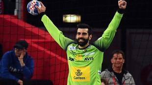 Rodrigo Corrales, jugador del París SG, fichado por el Veszprém...