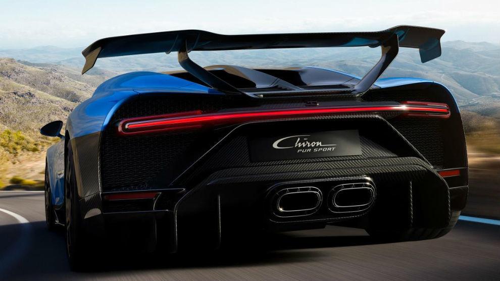 Bugatti Escapes De La Nasa Para Los Deportivos Más Radicales De Bugatti Van Como Cohetes Marca Com
