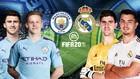 City-Real Madrid: Laporte-Zinchenko vs Courtois-Brahim
