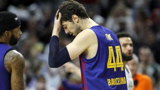 Ante Tomic, capitán del Barcelona