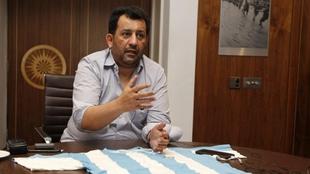 Al-Thani, e una entrevista a MARCA