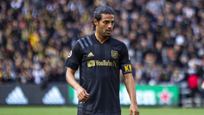 Carlos Vela revela que Los Ángeles no lo dejó salir al Barça