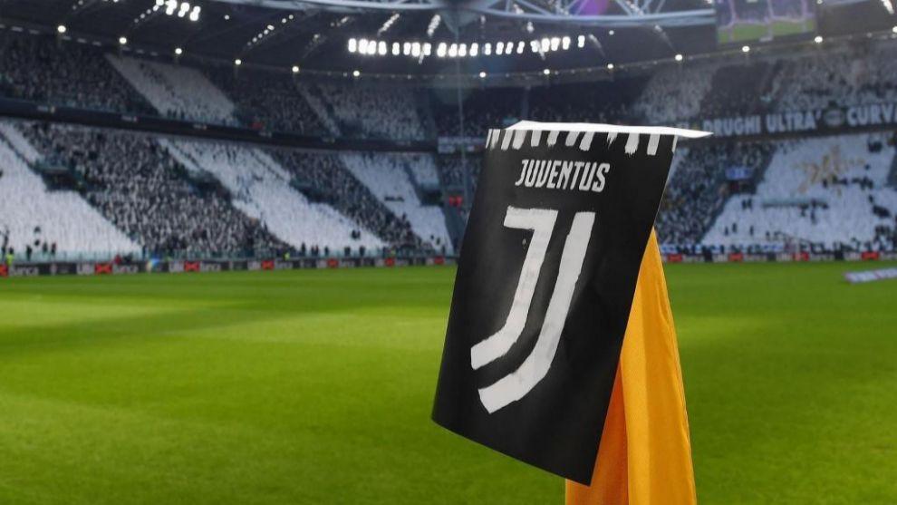 Vista del Allianz Arena previa a un partido entre Juventus y Lazio.