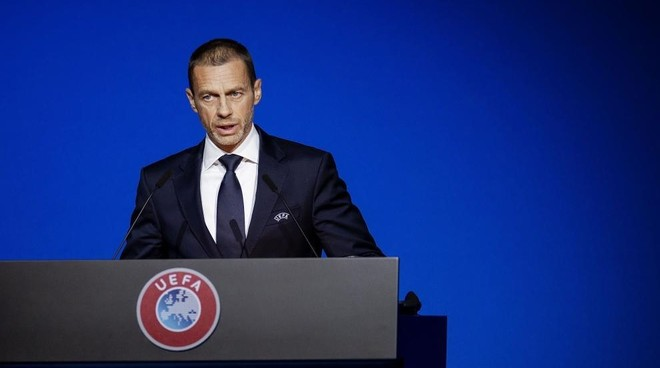 Football season could be lost, says Uefa boss Aleksander Ceferin