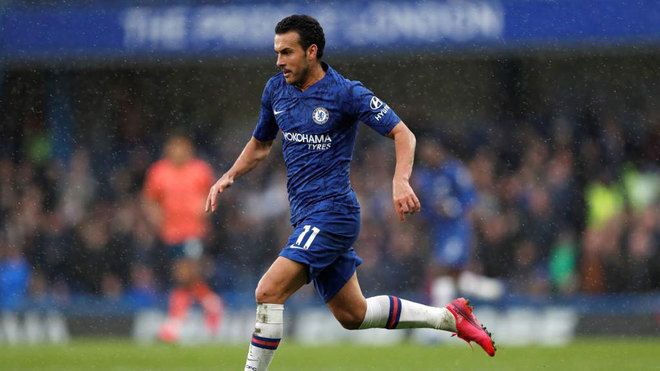 Pedro: Chelsea Forward Says Players May Need Short Pre-Season After Coronavirus