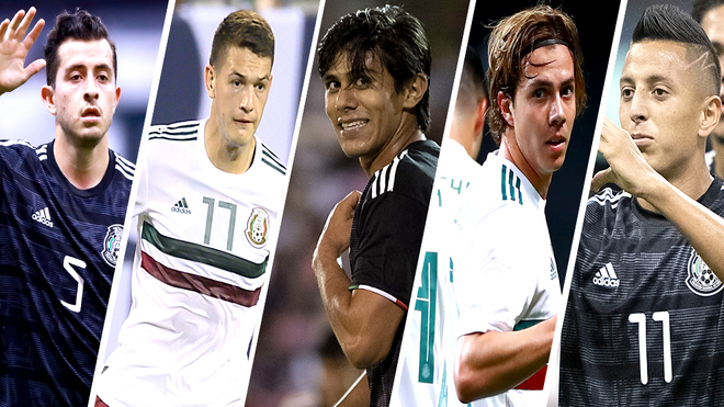 Jugadores mexicanos que pudieron haber ido a Europa tras Tokyo 2020.