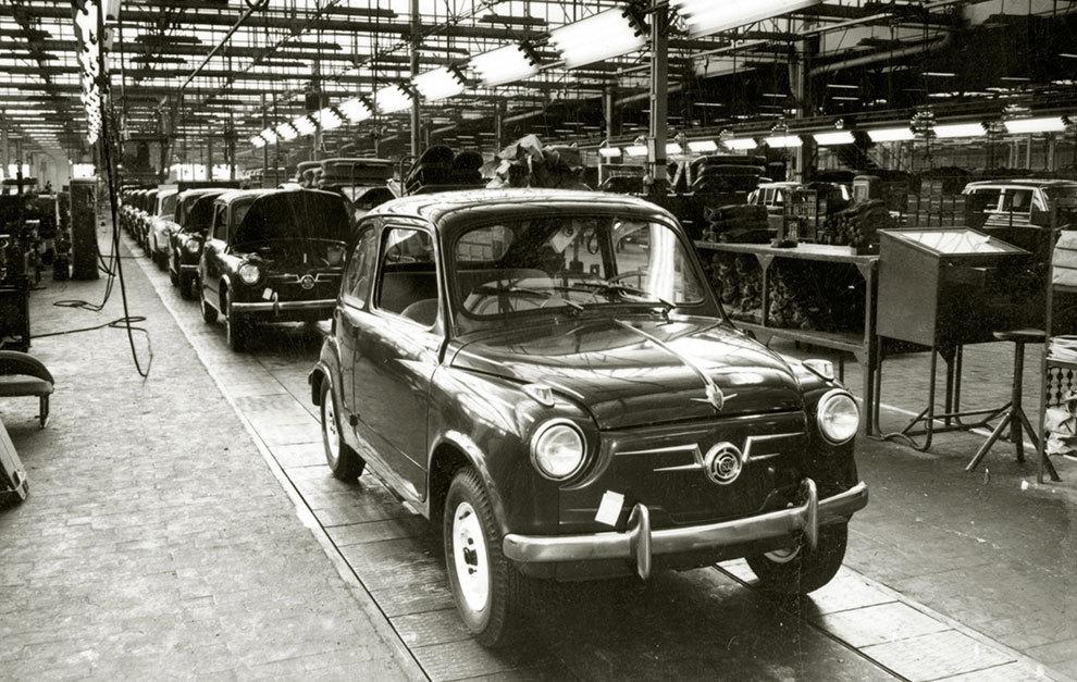 Hasta 1959, cuando la producción pudo aumentar, los tiempos de entrega fueron muy largos.