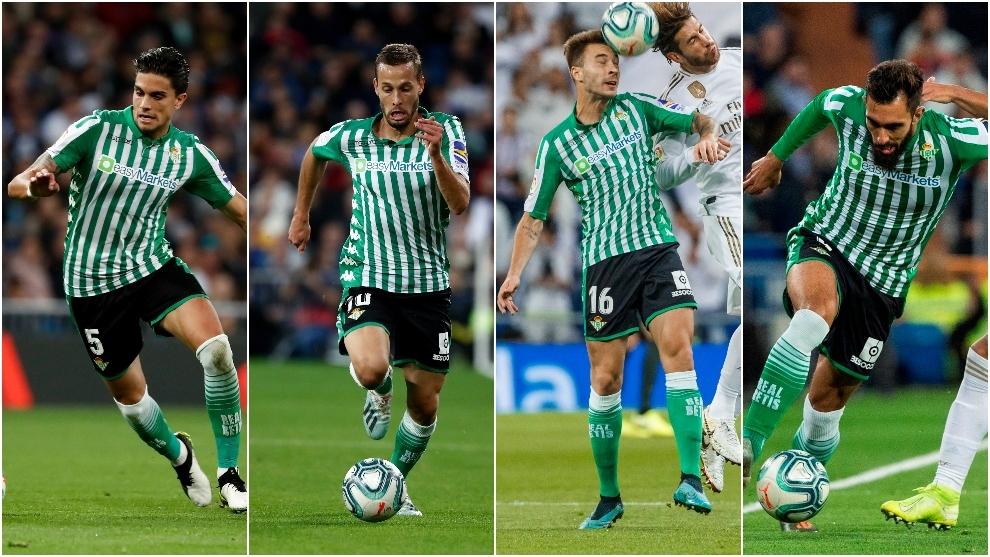 Bartra, Canales, Loren y Borja Iglesias