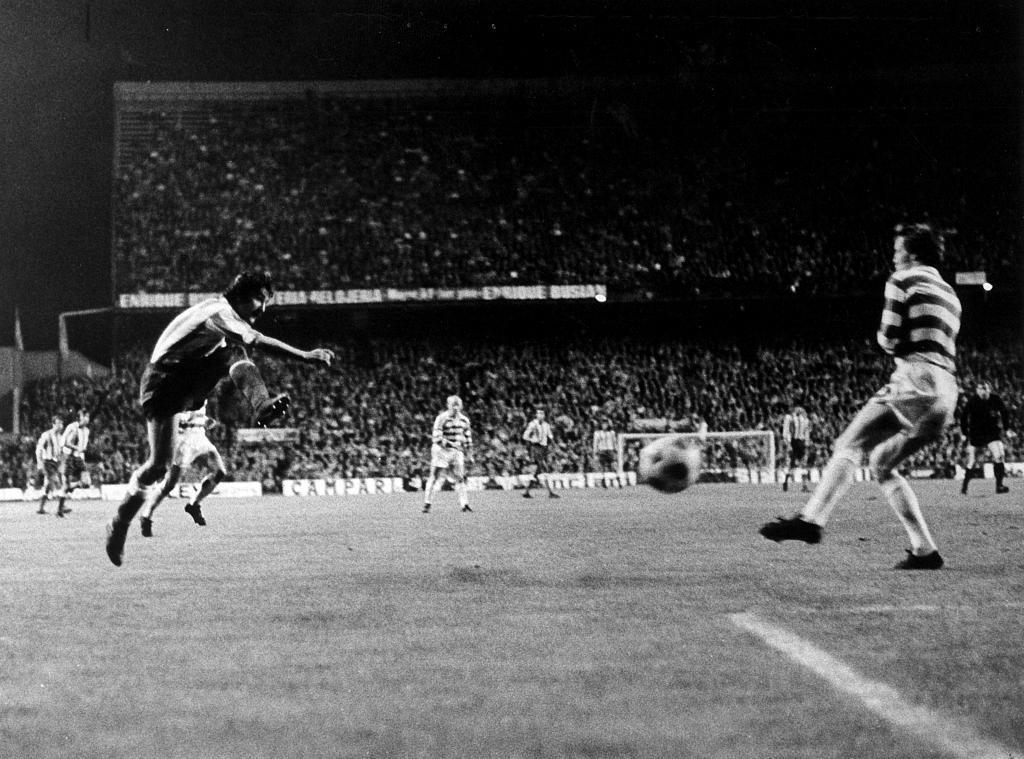 Muere a los 72 años Capón, mítica estrella del Atlético