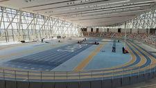 La pista cubierta de Sabadell será un hospital de campaña con 300 plazas