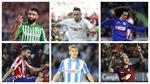 Los seis fichajes que mejor han rendido este año en la Liga