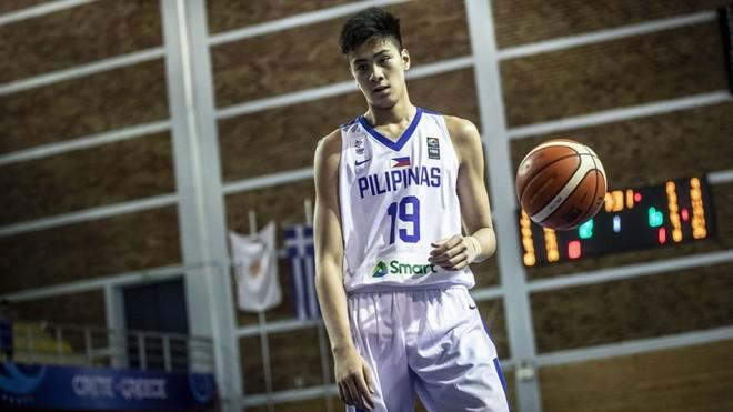 Kai Sotto fue la estrella de Filipinas en el Mundial Sub 19 de Greta...